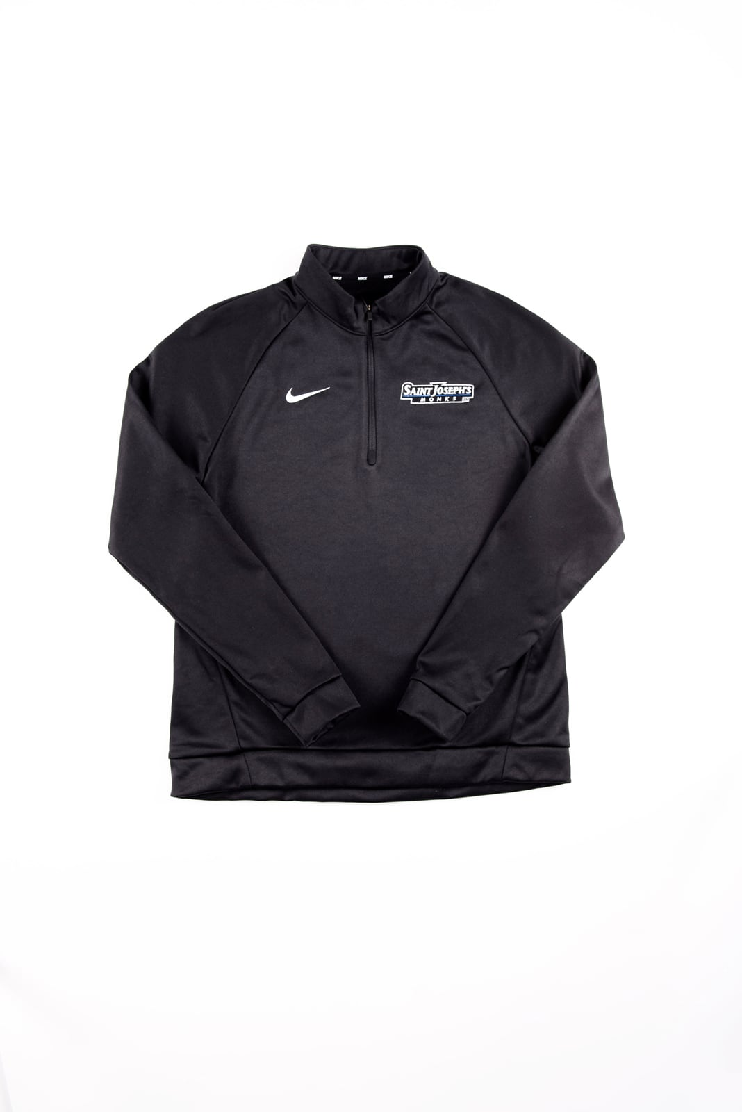 Black Women's Nike Dri-Fit Training Quarter Zip