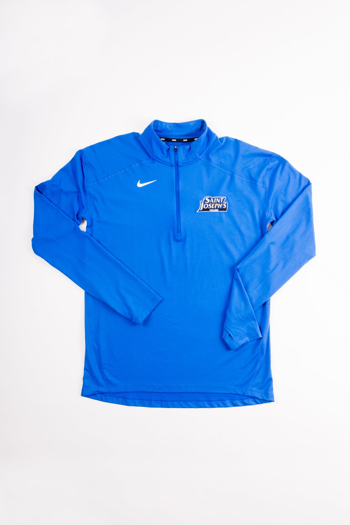 Men's Long Sleeve Running Jacket (Blue)