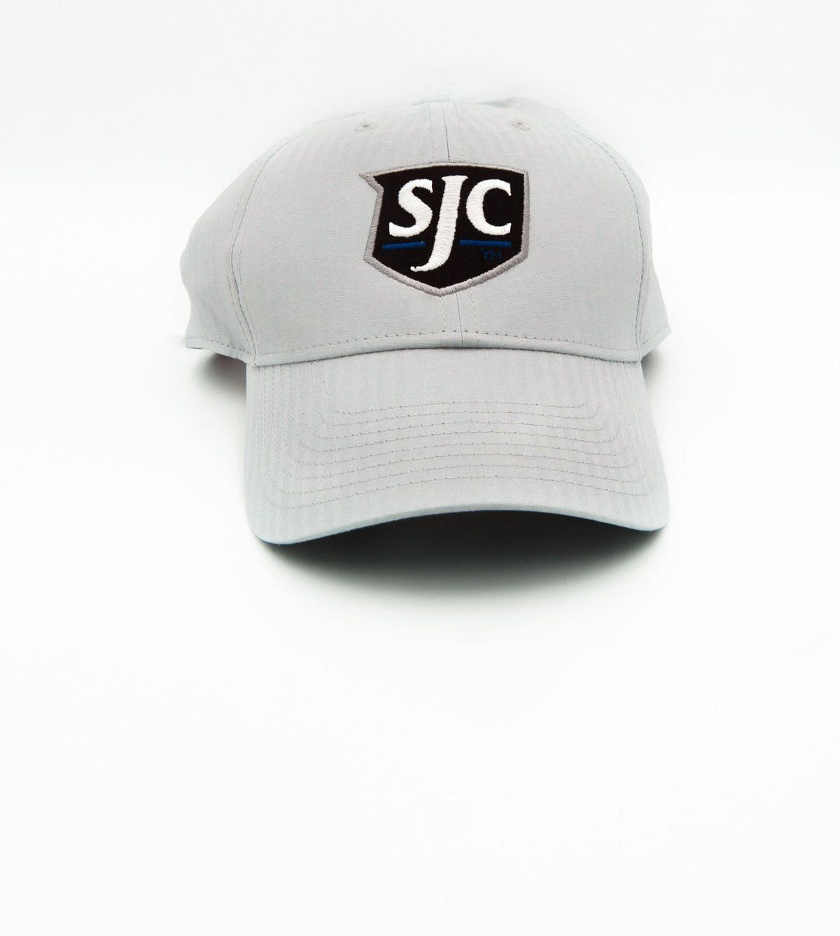 Grey Nike Hat with Athletic Shield