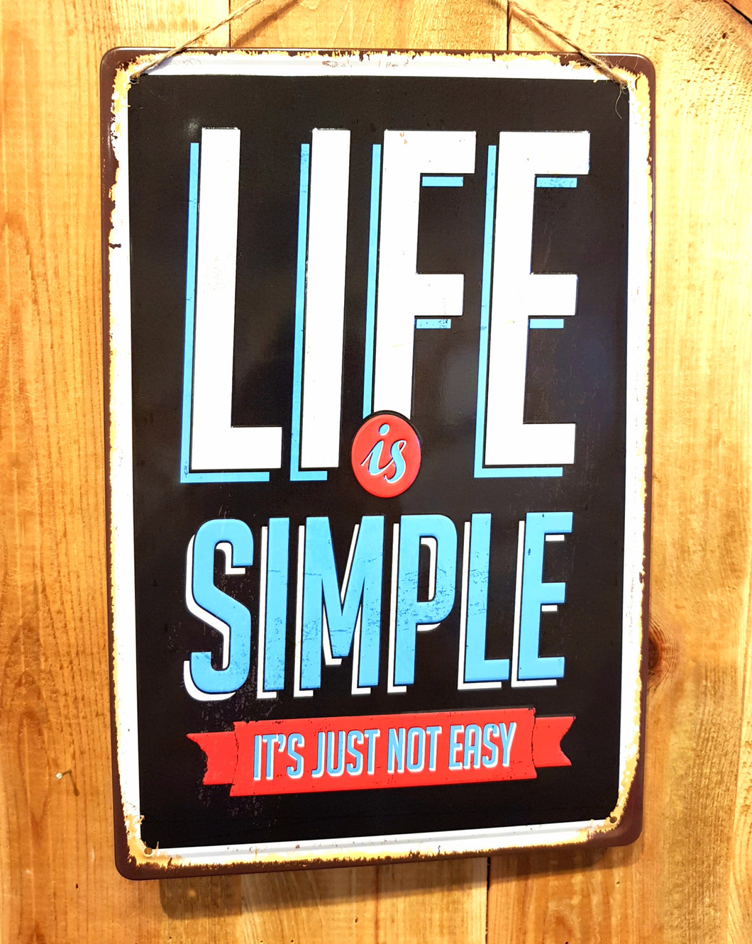 Life is Simple - 3D