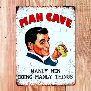 Man Cave - Manly Things