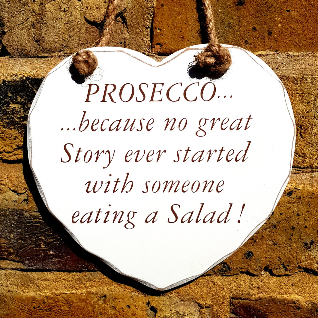 Prosecco... great story