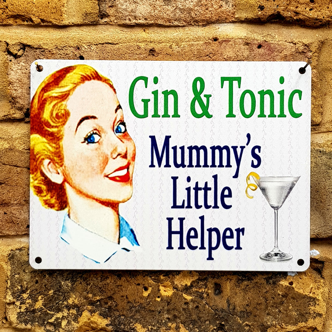 Gin & Tonic Little Helper