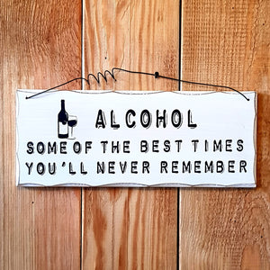 Alcohol Best Times