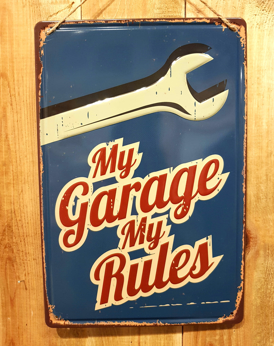 My Garage My Rules - 3D
