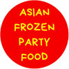Frozen party food