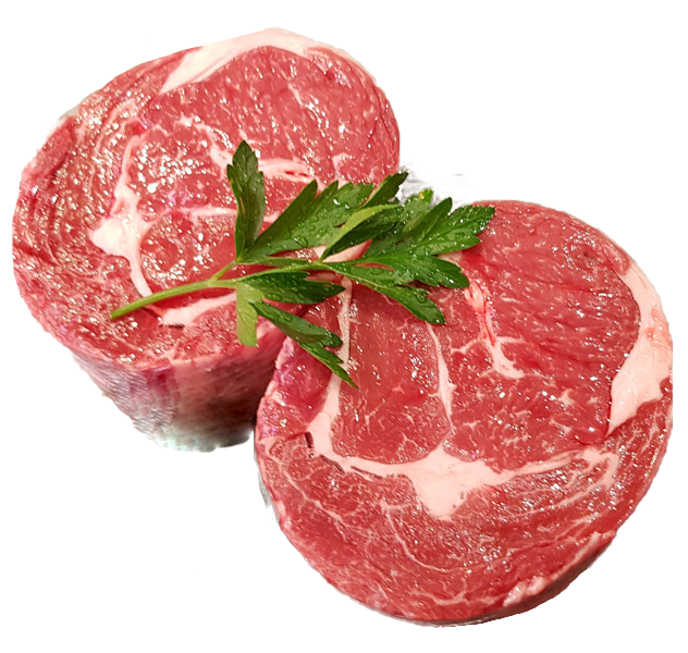 Scotch Fillet steaks 1kg