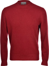 Load image into Gallery viewer, Felted Cashmere Crew neck
