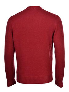 Felted Cashmere Crew neck