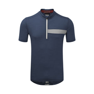 Mens Run Classic Short Sleeve Jersey