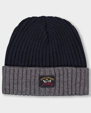 Load image into Gallery viewer, Ribbed wool hat