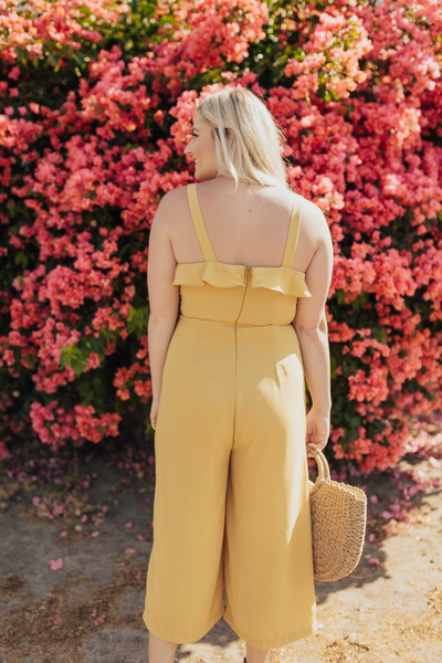 Amalfi Sunset Jumpsuit