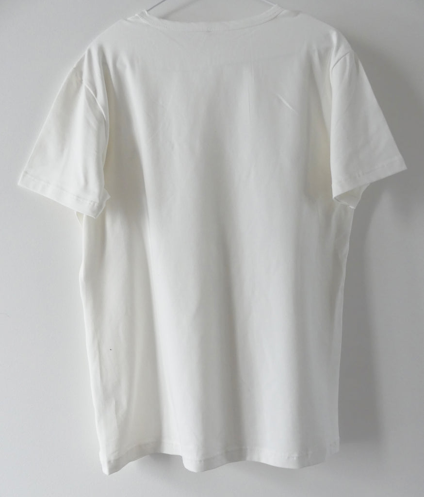 Nouvelle collection- Tee-shirt Pleine mer blanc