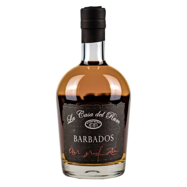 Rum Barbados Over Proof 65° - La Casa Del Rum Selezione N. 2 70cl (5187245572231)