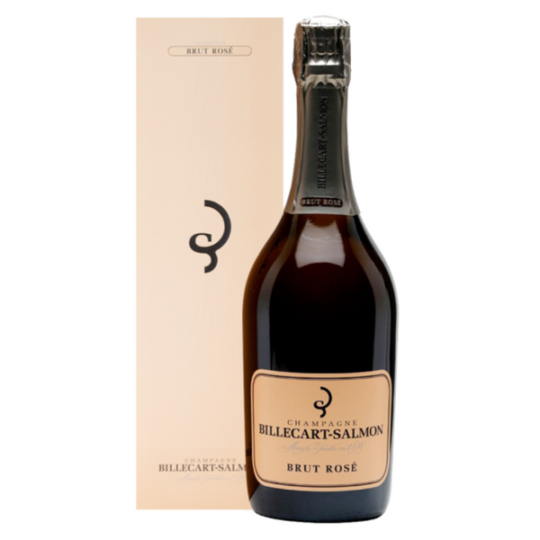 Champagne Salmon Rosè - Billecart (5084331245703)