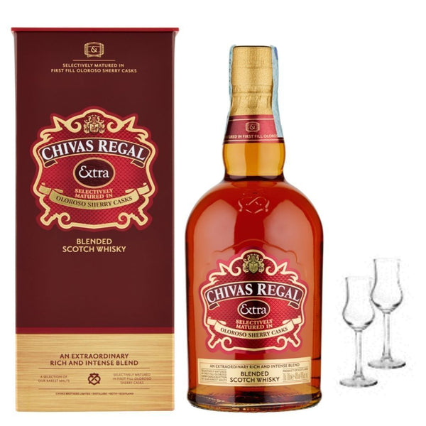 Chivas Regal Extra Blended Scotch Whisky 70cl (5079947083911)