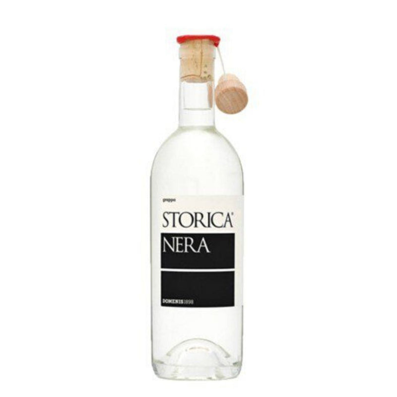 Grappa 'Storica Nera' Domenis 1898 50cl (5079728193671)