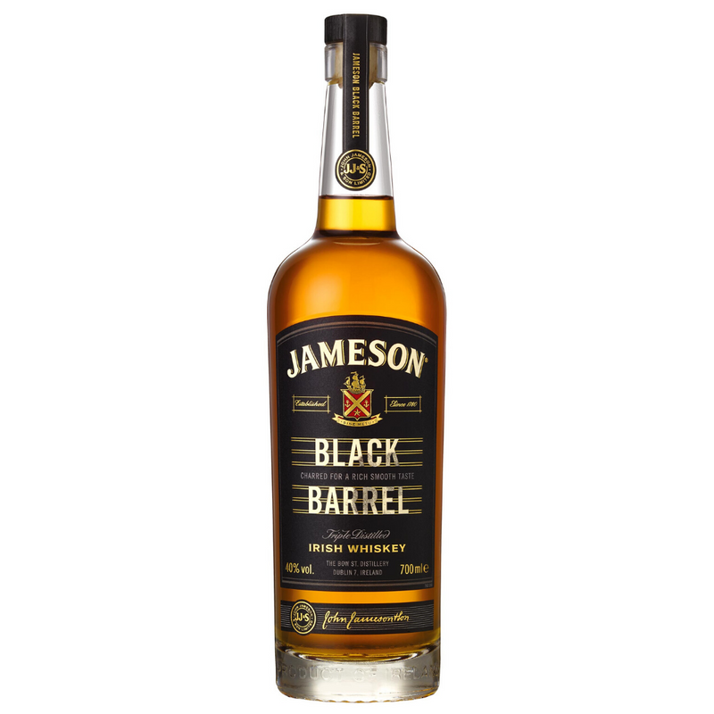 Jameson Irish Whiskey Black Barrel 70cl (5079946395783)