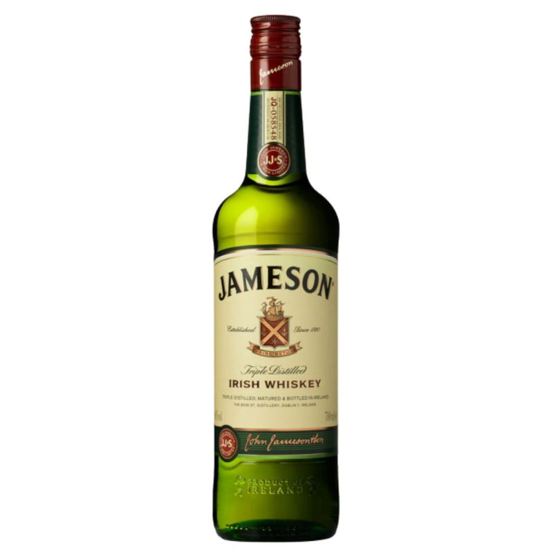Jameson Irish Whiskey Triple Distilled 100cl (5079946363015)