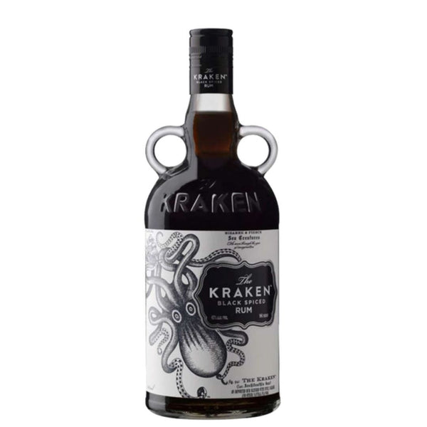 Rum The Kraken Black Spiced 70cl (5079882399879)