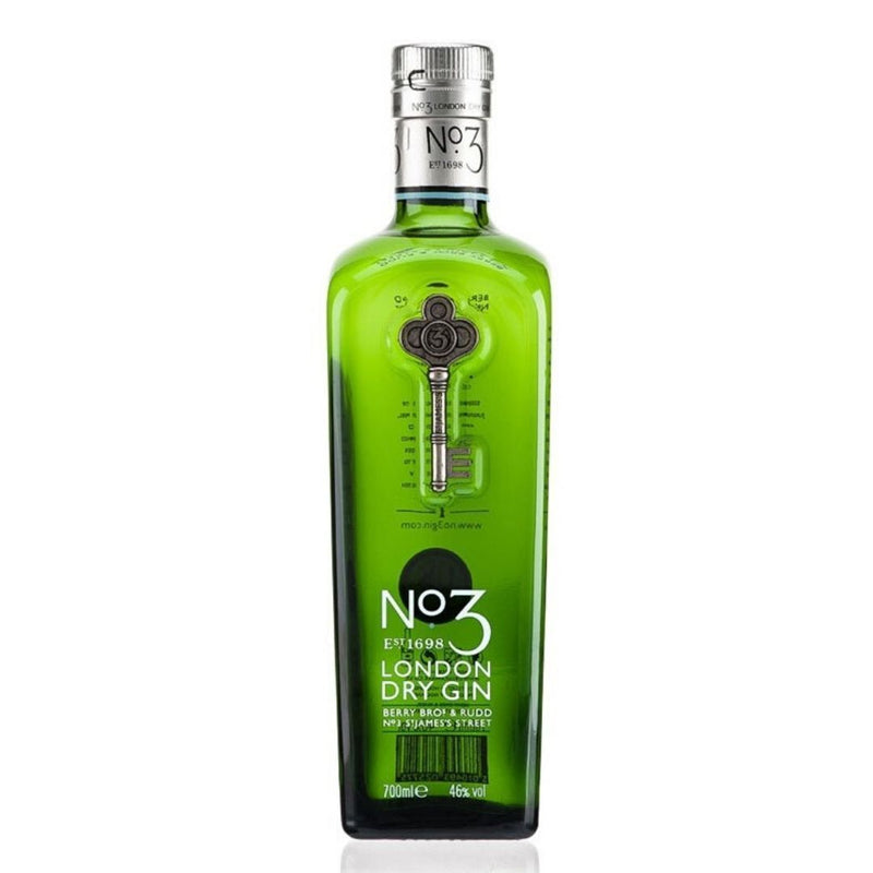 No.3 London Dry Gin 70cl (5079651123335)