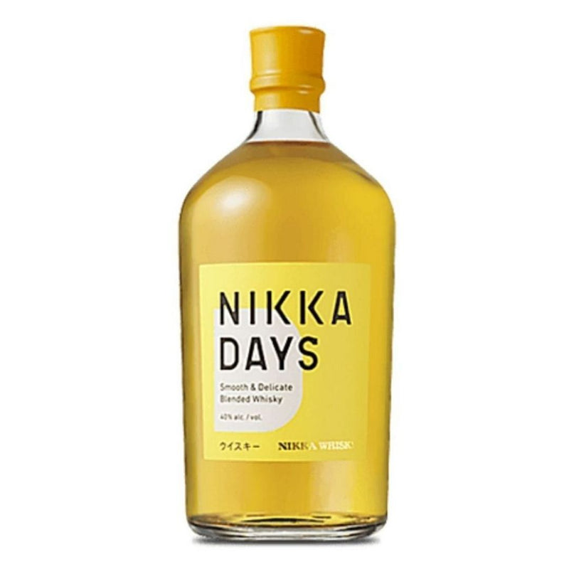 Smooth & Delicated Blended Whisky Nikka Days 70cl (5079944953991)