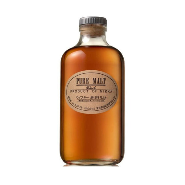"Nikka Pure Malt Whisky Black ""Smoky & Mellow"" 50cl (5079945347207)"
