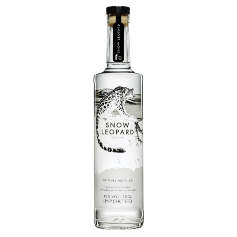 Vodka Snow Leopard 70cl (5079931781255)