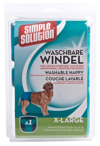Simple solution luier wasbaar xl 56-89 cm