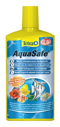 Tetra aquasafe waterverbetering 250 ml