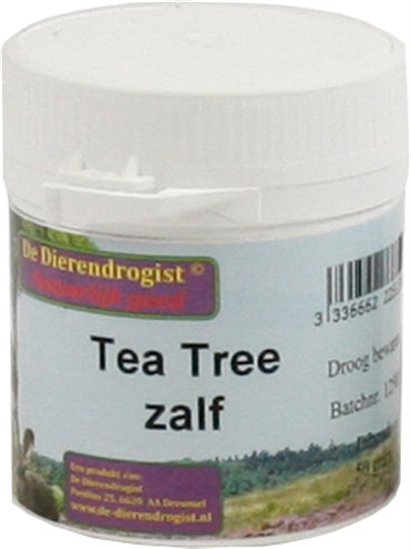 Dierendrogist tea tree zalf 50 gr