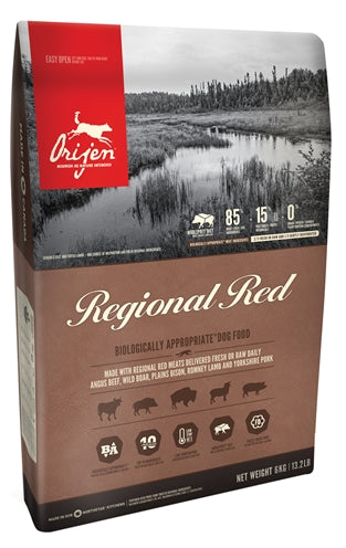 ORIJEN regional red dog 6 kg