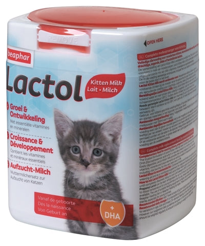 Beaphar  kitty milk lactol