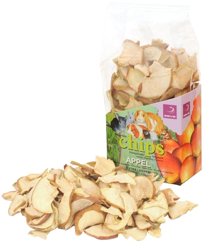 Esve knaagdierchips appel 80 gr