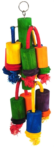 Happy pet playtime multiwood 3 45x12x12 cm