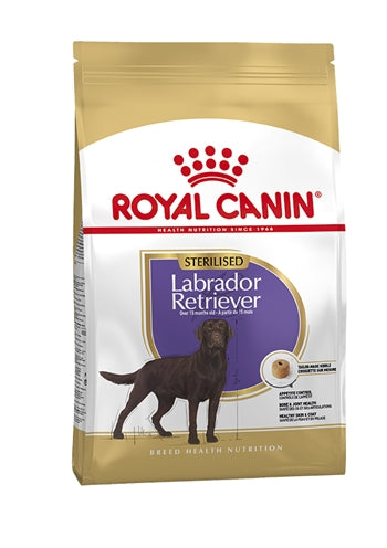 ROYAL CANIN labrador retriever sterilised - 12 kg