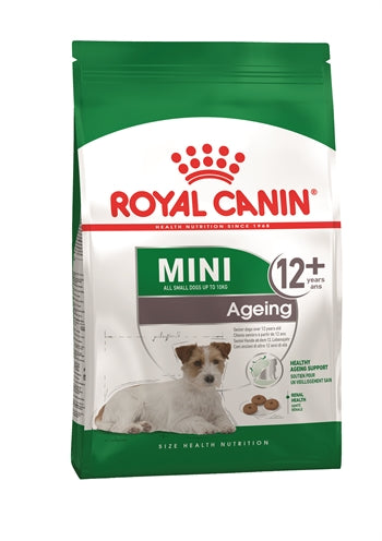 ROYAL CANIN mini ageing +12 - 1,5 kg