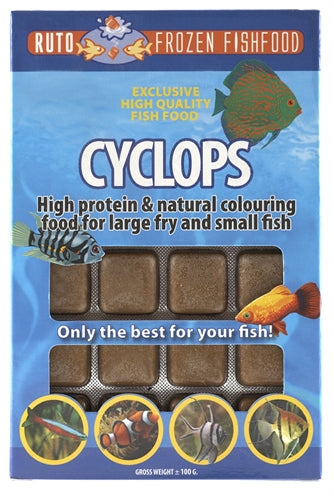 Ruto red label cyclops 100 gr
