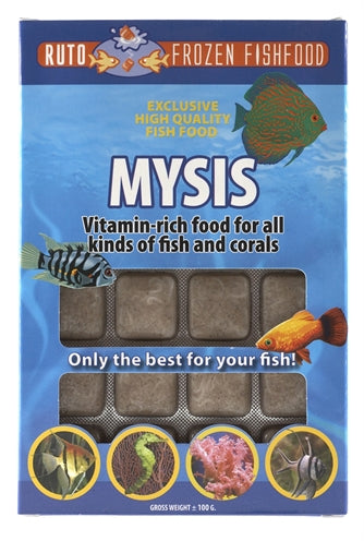 Ruto red label mysis 100 gr