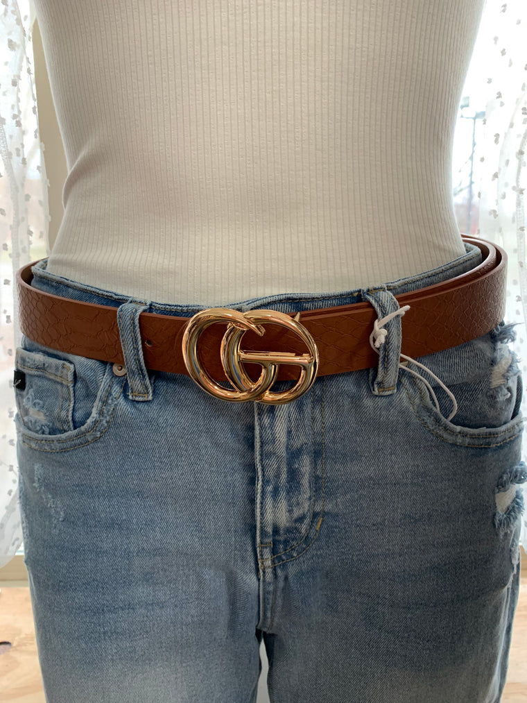 CROCODILE G BELT