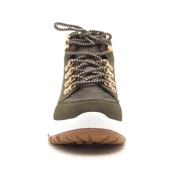 TEAK LACE UP SNEAKERS