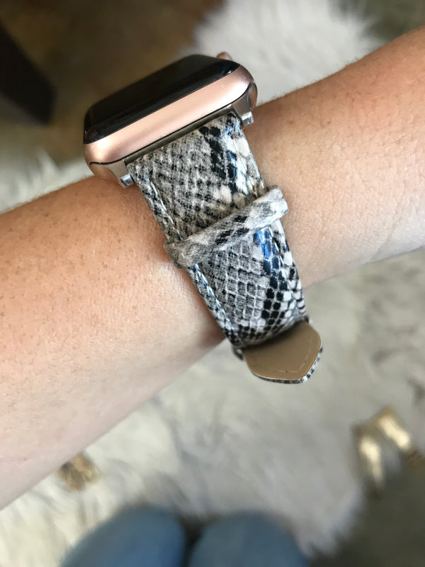 PYTHON WATCH BAND
