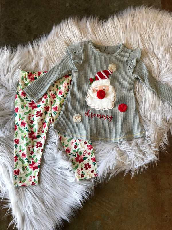 OH SO MERRY TUNIC SET