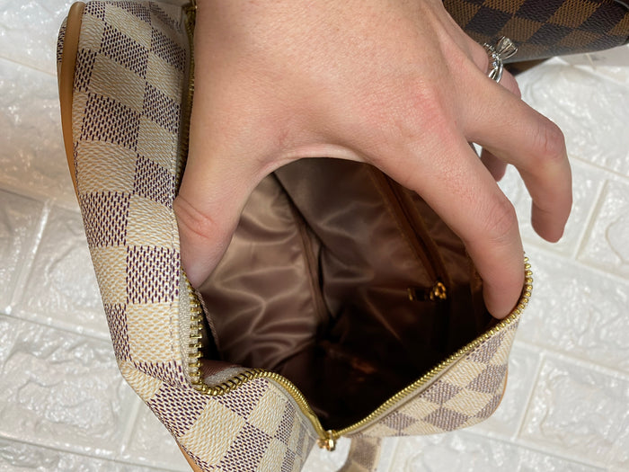 FEELING LUXURY COSMETIC POUCH