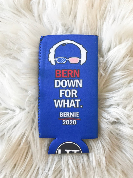 SLIM CAN KOOZIE POLITICAL