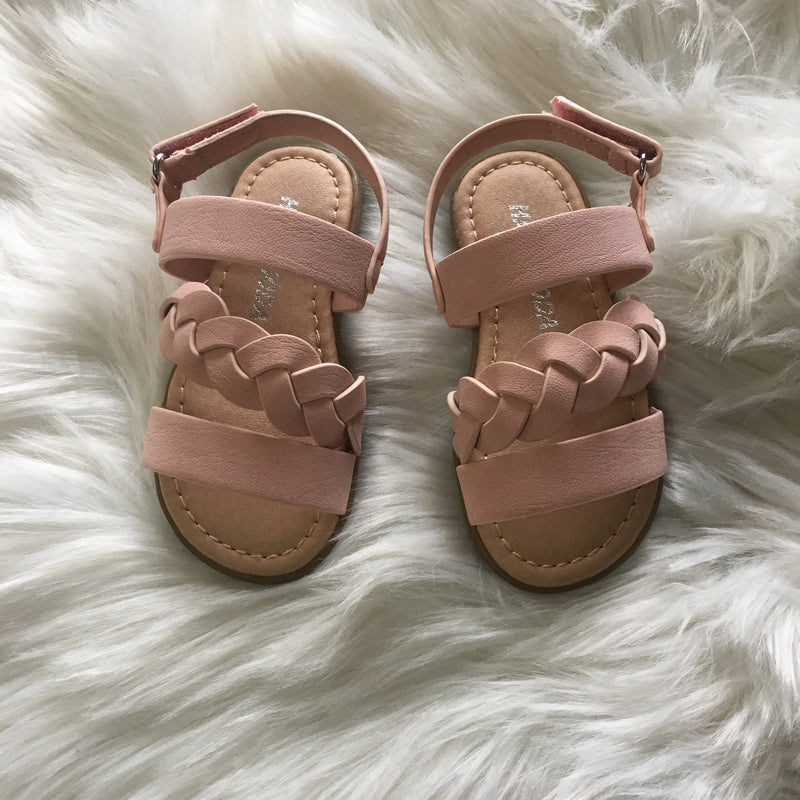 TODDLER PINK SANDAL