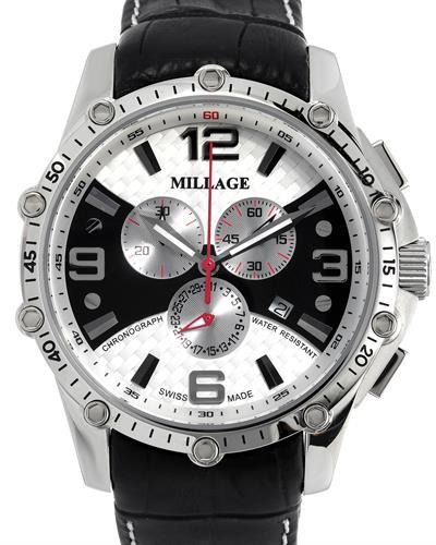 MILLAGE ML16873-A VENEZIA COLLECTION Brand New Quartz multifunction Watch