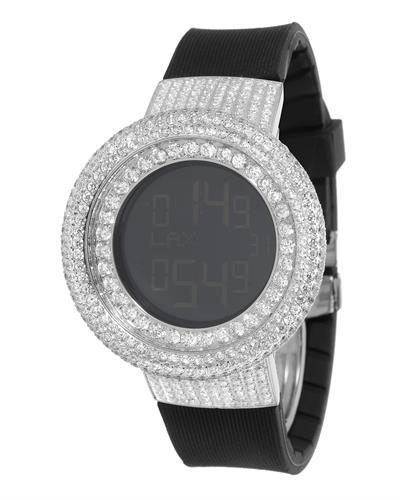KC WA009467 Brand New Digital multifunction Watch with 0ctw crystal
