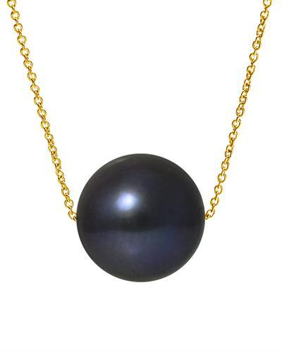 Ateliers Saint Germain Brand New Necklace with 0ctw pearl 18K Yellow gold