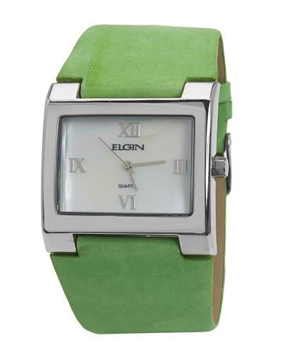 Brand New Watch  Green Suede
